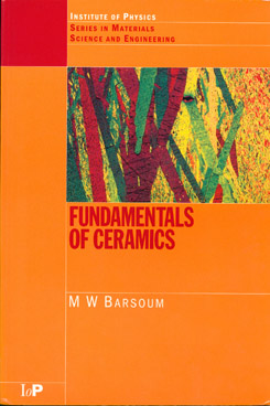 Fundamentals of Ceramics textbook